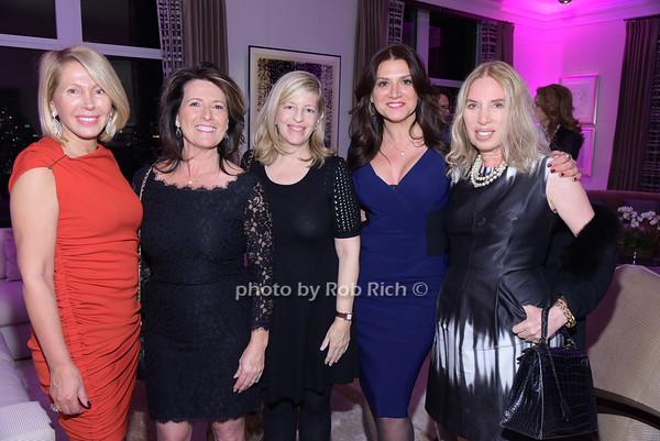 Liora Sternberg, Donna Bernstein, Jean Gellert,Kathrina Miccio, Lauren Lawrence  photo by Rob Rich/SocietyAllure.com © 2014 robwayne1@aol.com 516-676-3939