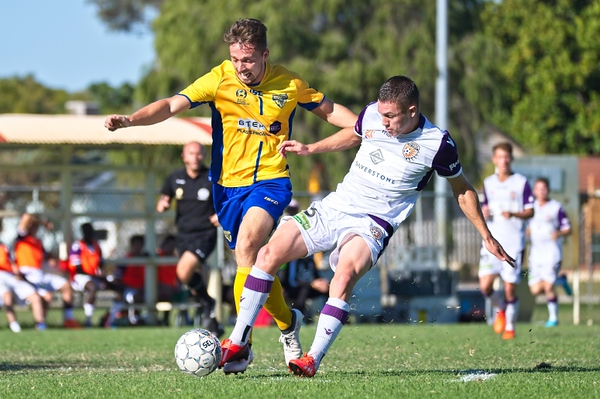 Perth Glory v Inglewood United FC