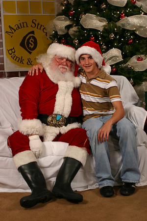 CAST Party w/ Santa - 12/17/06