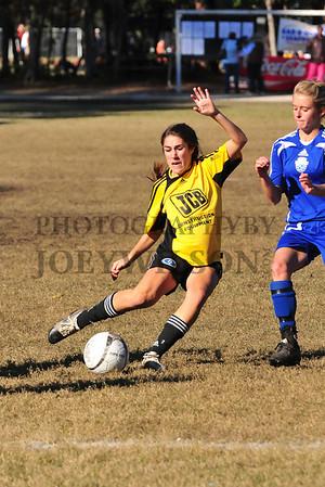 U19 Shockers - Championship Game Senior Cup 11/16/2008