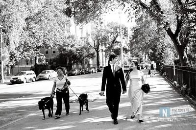 Safora + Ricky's Wedding :: Fort Tryon Park :: New York, NY