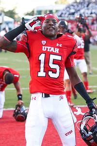 Utah vs Utah State 09-11-2015