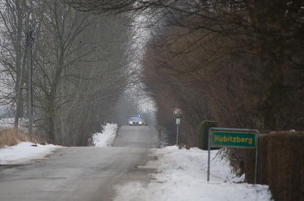 Winterlaufserie Dänischer Wohld 2013 - 2. Lauf