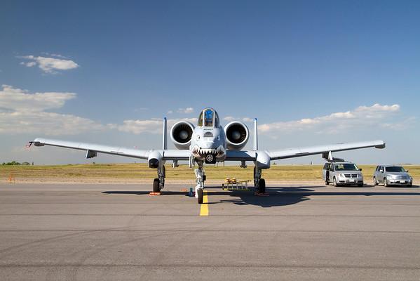 2010 Dryden Airshow