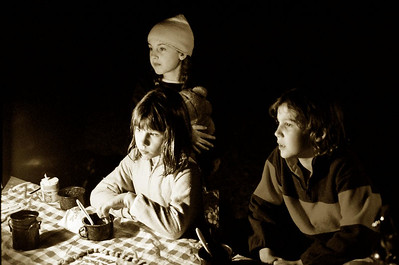 Anneliese's 9th Birthday - Campout!