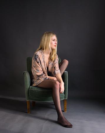 Den grønne stol og Christine
