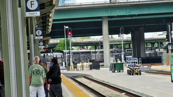 Sacramento to Chicago on Amtrak's California Zephyr