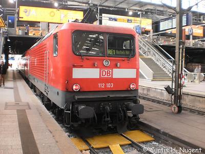 Trip to Stralsund & Rostock Germany - September