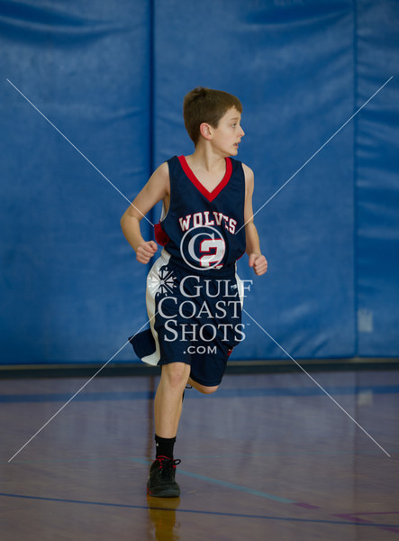 2013-01-17 Basketball 7th Boys St. Francis @ Kinkaid