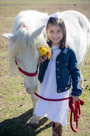 pony smiles