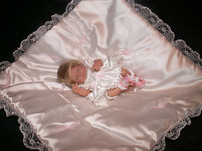 BREAST CANCER BABY DOLL 2006