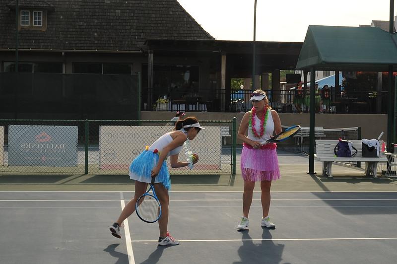 Stonebriar Tennis- Member-Member Luau Photos