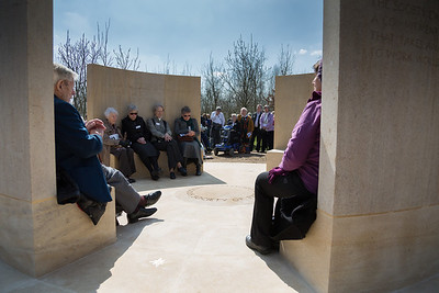 Quaker Memorial Inauguration