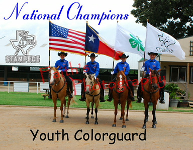 Dreamers Youth Color guard 061814