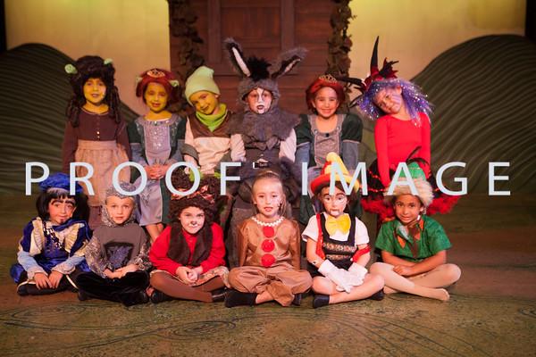Sunday Pre-Primary - Shrek Photos