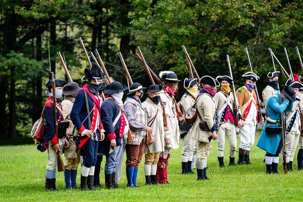 Revolutionary War Living History Weekend
