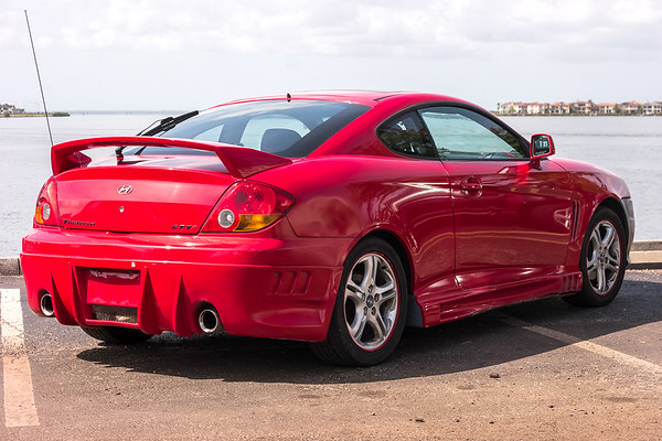 Hyundai Tiburon for Sale