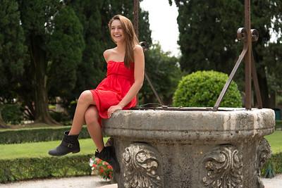 Shooting Alessia De Francesch Giulia Segato 4.7.2014