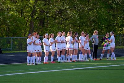 PC Girls Soccer vs Kearney