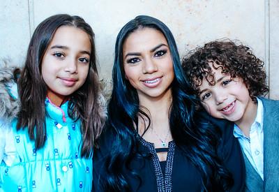 Sandra & Family