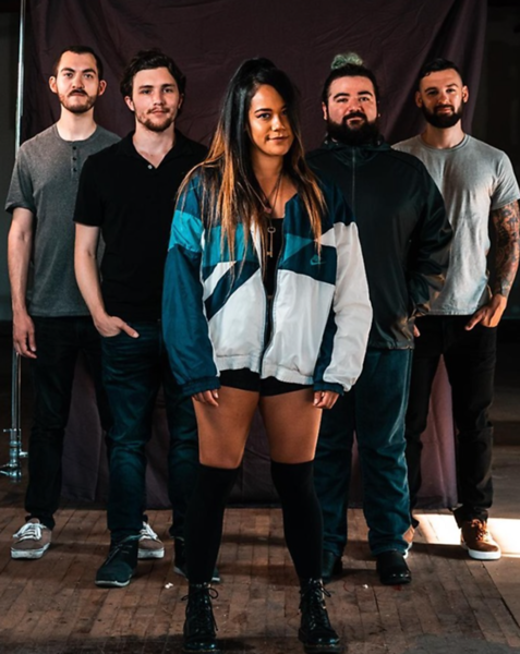 "WITH SAILS AHEAD RELEASE NEW SINGLE ""IN FEAR AND LOATHING"""