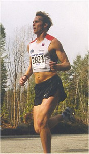 2001 Merville 15K - Must be a triathlete!