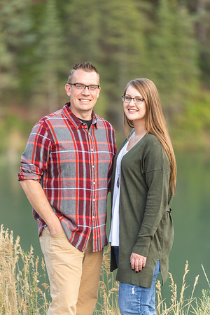 American Fork Engagement Photography