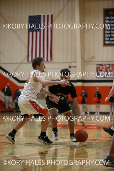 2020-2021 Basketball Season--High School Boys