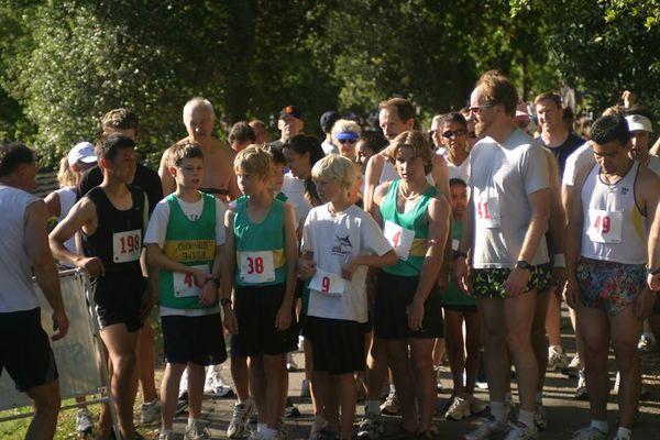 Lake Chabot Trail Challenge 2005