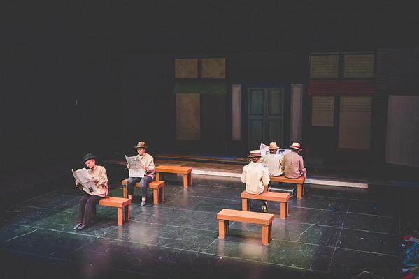 "Children's Theatre of Madison ""Music Man, Jr"""