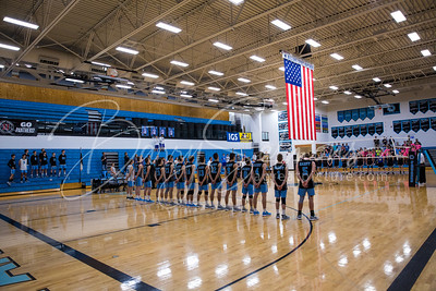 2018 Darby Volleyball
