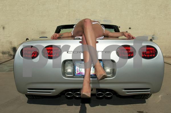 Corvette Models 12-7-13