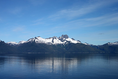 Juneau: Arriving
