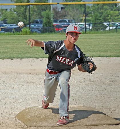 Nixa 14U Red At State Baseball Championships