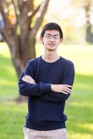 Justin Wang - Senior (2016)