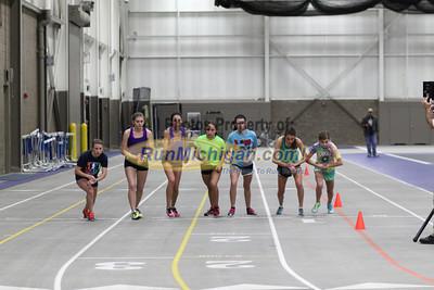 Girls' Mile - January 3, 2014 MITS Meet at Macomb CC
