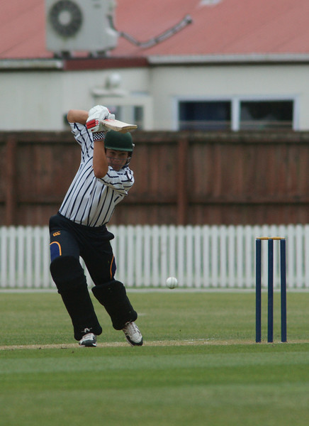 Gillette Cup Cricket Lincoln Dec 2012