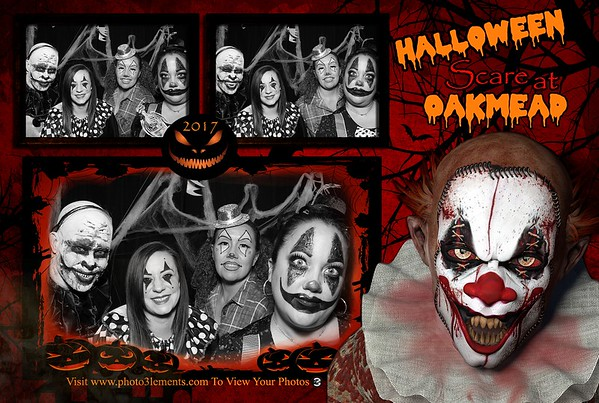 Halloween Scare at Oakmead 2017