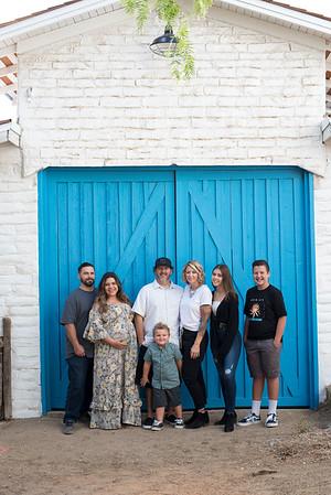 Hadden-Turner_Moore Family 2018