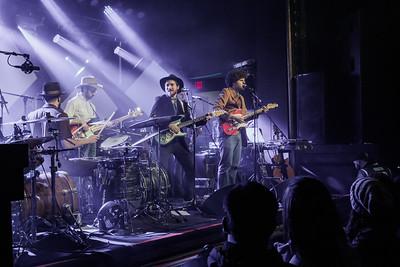 Desmond Jone Band - great sound