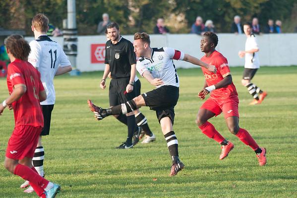 Ilkeston FC (h) 31/10/15
