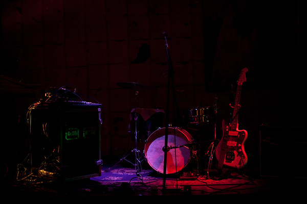 Velveteen Echo Concert at notsuoH - Houston, Texas