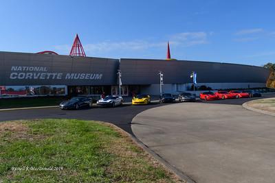 2019-11-09 National Corvette Museum