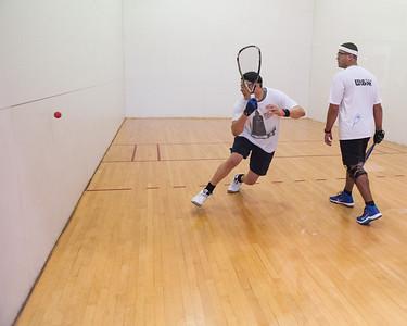 Men's Singles Open 16s Nick Taylor over Benjamin Odom