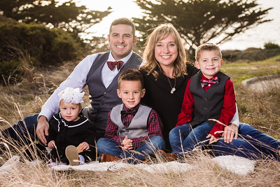 Perry Family  -  Dec 2018