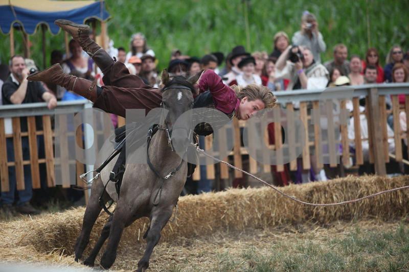 The annual Renaisssance Faire in Enumclaw, Washington State