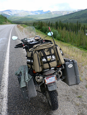 Two Thumpers and a Twin:  North Carolina to Alaska 2008_07_16