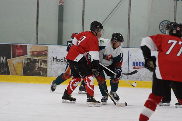 Air Canada Pilots Hockey