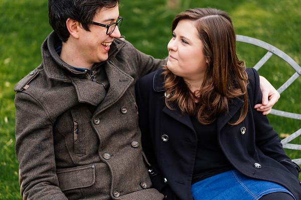 Christina & Sam Pre-Wedding Shoot