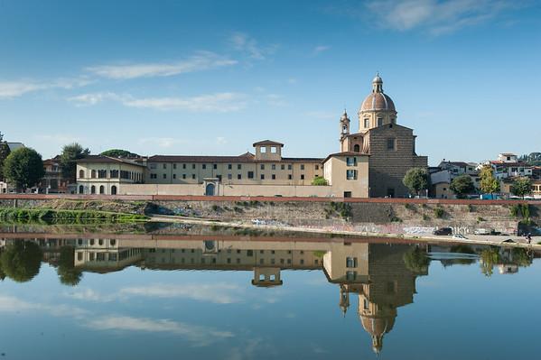 Florence, Tuscan countryside, Pisa